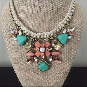 C&I Sedona Statement Necklace
